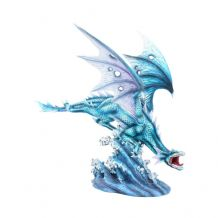 RIPTIDE LARGE  DRAGON FIGURINE